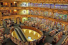 Livraria Ateneo - Buenos Aires - Argentina