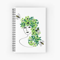 Unique Gifts For Women, My Notebook, Best Friend Gifts, Memoirs, Surface Design, Line Art, Notebooks, Gifts For Her, How To Draw Hands