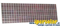 Pannello fotovoltaico con celle colorate • IperSolar