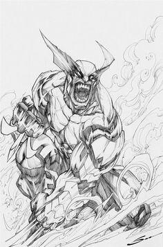 Wolverine by Gerardo Sandoval
