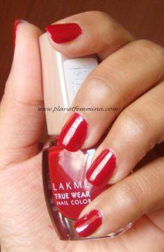 Lakme True wear Nail polish