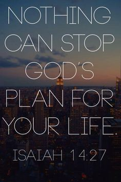 God knows what's best for you. :)