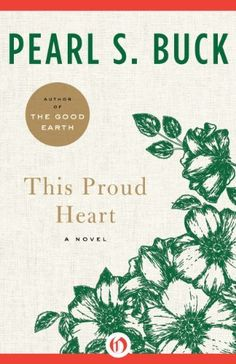 Right now This Proud Heart by Pearl S. Buck is $1.99