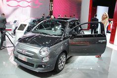 #Fiat #500GQ at 65th International Motor Show IAA 2013 in Frankfurt