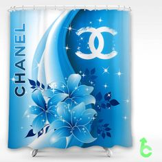 Chanel Beautiful Blue Flowers Shine Shower Curtain cheap and best quality. *100% money back guarantee #summer2017 #autumn2017 #fall2017 #winter2017 #summer #autumn #fall #winter #shopmygoodies #disney #movie #HomeDecor #Home #Decor #Showercurtain #Shower #Curtain #Bathroom #Bath #Room #eBay #Amazon #New #Top #Hot #Best #Bestselling #HomeLiving #Print #On #Printon #Fashion #Trending #Woman #Man #Teenager #Cheap #Rare #Limited #Edition #LimitedEdition #Unbranded #Generic #Custom #Design…