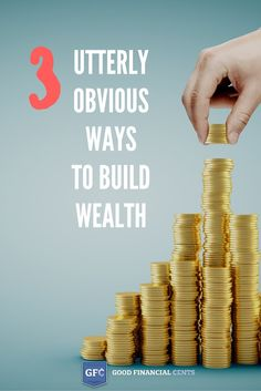 You don't have to be a rocket scientist to build wealth.  In case you didn't let that first sentence soak in, read it again.
