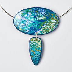 Award-winning Scottish contemporary jewellery designer and international teacher, working in polymer, inspired by colours and patterns in the Highlands. Mixed Metal Jewelry, Resin Jewelry, Jewelry Art, Jewelry Design, Jewelry Ideas, Metal Jewellery, Paper Jewelry, Jewlery, Unique Jewelry