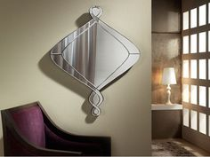 Espejos modernos de cristal LIA. Decoración Beltrán, tu tienda online con todos los diseños en espejos.
