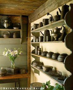 primitive decor pics | 36 Stylish Primitive Home Decorating Ideas