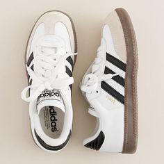 Kids' Adidas® white Samba® sneakers
