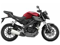 Yamaha MT-125 - This bike is seriously sexy for a 125!!!