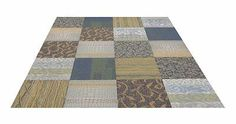 diy rugs from carpet squares | found on r ebay com