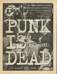Punk Planet fanzine  The bible of American punk and post hardcore, really well written and full of the fierce independent attitude that defined all the best fanzines. It ended u being a major worldwide distributed magazine without losing any of it's attitude, a great fanzine, now defunct unfortunately