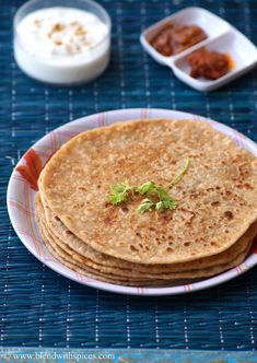 Soya Paratha Recipe - How to make Soya Paratha - Soya Chunks Recipes | Indian Cuisine