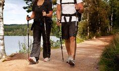 Beneficios de caminar con bastón