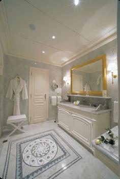 Hermitage Hotel, Monte Carlo Hermitage Monaco, Hermitage Hotel, New Builds, Monte Carlo, Vacations, Cruise, Bathrooms, Bucket, Interiors