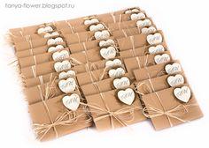 Свадебные пригласительные в ЭКО стиле (2013) + впечатления о Великом Гэтсби.