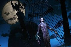 Lez Brotherston: Sam Archer plays Edward Scissorhands in the 2005 Sadlers Wells production