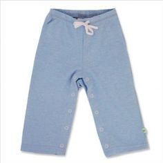 Soy Organic Pant in Sky Blue Size: 18 - 24 Months Baby Star. $18.97