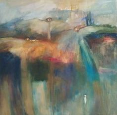 Linda James received a Bachelor of Visual Arts from Auburn University including advanced studies with Wolf Kahn, Marc Chatov, and Albert Handell among others. James has shown at the Cahoon. Spiritual Paintings, Angel Warrior, Angel Art, Sacred Art, American Art, Art Museum, Abstract Art, Sculptures, Fine Art
