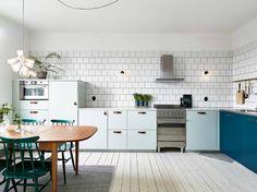 Cocinas a medida, tendencias en muebles de cocina, estilos de cocina, mobiliario de cocina, tipos de muebles de cocina, decoración de cocinas.