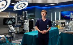 Why America Is Making An Appointment With 'The Good Doctor'