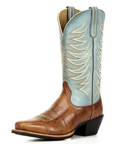 Dress to be admired with these gorgeous and elegant designed women's Legend Legacy boots. Handcrafted in rich tan full-grain leather, these boots showcase fancy pattern embroidery details on the shaft