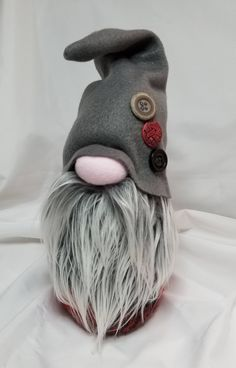 Nordic Gnome 086 Asvald by TinaChristyArt on Etsy https://www.etsy.com/listing/577639675/nordic-gnome-086-asvald