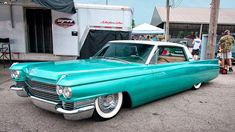 1964 Cadillac Coupe DeVille (repost)