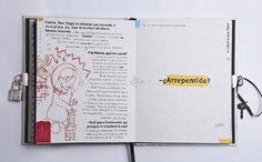 Editorial. Diseño de libro objeto sobre entrevista a Tato Bores por Rodolfo Braceli  Editorial design. Object book design based on an interview with Tato Bores by Rodolfo Braceli