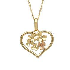 Valentine Heart's Pendant! #pendant #valentinegift #rosegold #valentine