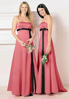 red bridesmaid dresses | Elite Wedding Looks