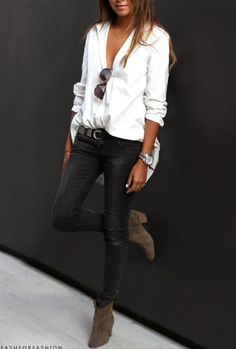 LoLoBu - Women look, Fashion and Style Ideas and Inspiration, Dress and Skirt Look Mode Outfits, Fall Outfits, Casual Outfits, Fashion Outfits, Womens Fashion, Night Outfits, Fashion Clothes, Jeans Fashion, Fashion Story