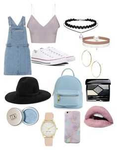 """#Style_x"" by madetomodel ❤ liked on Polyvore featuring Dorothy Perkins, Converse, rag & bone, Miss Selfridge, GUESS by Marciano, Christian Dior, Street Level and Nine West"