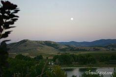 Western Moon www.reidlancerosenthal.com