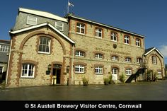St Austell Brewery Visitor Centre, Cornwall