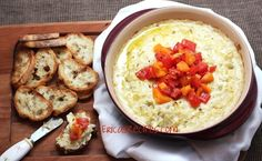 For years, I was on a mission to make a good artichoke dip. And this was back in my early 20s, in graduate school, when I was just starting to cook. Every time I went to someone's house, I w...
