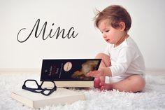 Vornamen aus Büchern: Mina