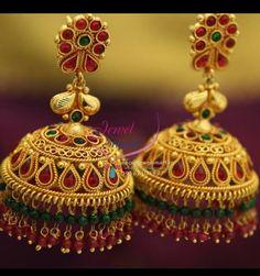8ea02f3033fed 70 Best Jimikki Kammal images in 2018 | Gold body jewellery, Gold ...