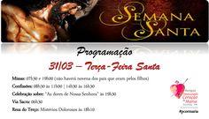 Terça-Feira Santa - 31/03