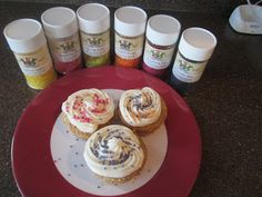 All Natural Recipes: Vanilla Frosting