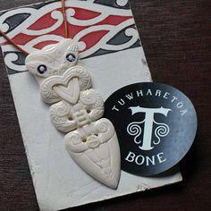 Maori Necklace, New Zealand Tribal Bone Carving Pendant, Handmade by Tuwharetoa Bone® Native Taiaha Weapon, Spearhead Design Maori Words, Beef Bones, Warrior Spirit, Paua Shell, Bone Carving, New Zealand, Weapons, Hand Carved, My Etsy Shop