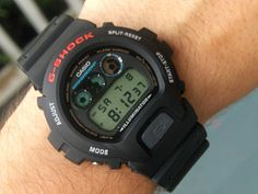 2015 Casio DW6900-1V model photos