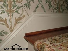 Stair Trim Molding | Ask the Builder