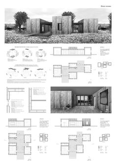 Arch. Giuseppe Giordano Concept Architecture, Contemporary Architecture, Shipping Container Homes, Shipping Containers, Presentation Boards, Layout, Modular Homes, Small Space Living, Panel