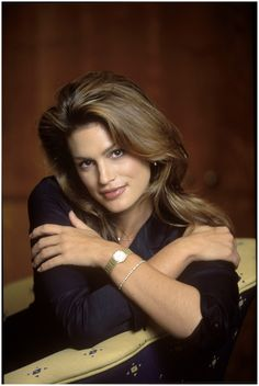 Cindy Crawford - omega - Photo Beatrice Lang 2