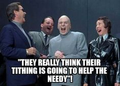 Meanwhile, back at #LDS Church Headquarters in downtown SLC...
