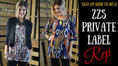 Submit your application to be a ZZS Private Label Rep!