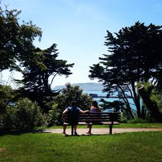 Have you taken a stroll around Nothe Gardens in Weymouth before? There are some fantastic views of Weymouth & Portland