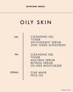 10-Step Korean Skin Care Routine Set (Oily Skin Type)